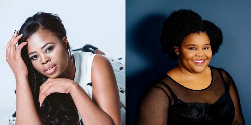 The Virtual Wine Harvest Commemorative Event includes performances by the internationally acclaimed opera singers and sisters Pretty Yende (Kim Fox Photography) and Nombulelo Yende.